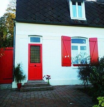 Poppy Cottage, Ferienhaus für 4 -, St-Valery-sur-Somme, 1 Stunde, Fähren, tunnel
