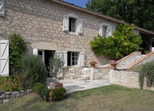 Geräumige und komfortable Bauernhaus mit wunderbarer Aussicht