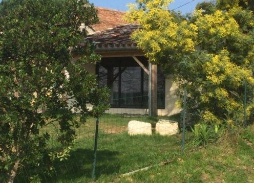 Romantik studio Ferienhaus mit pool