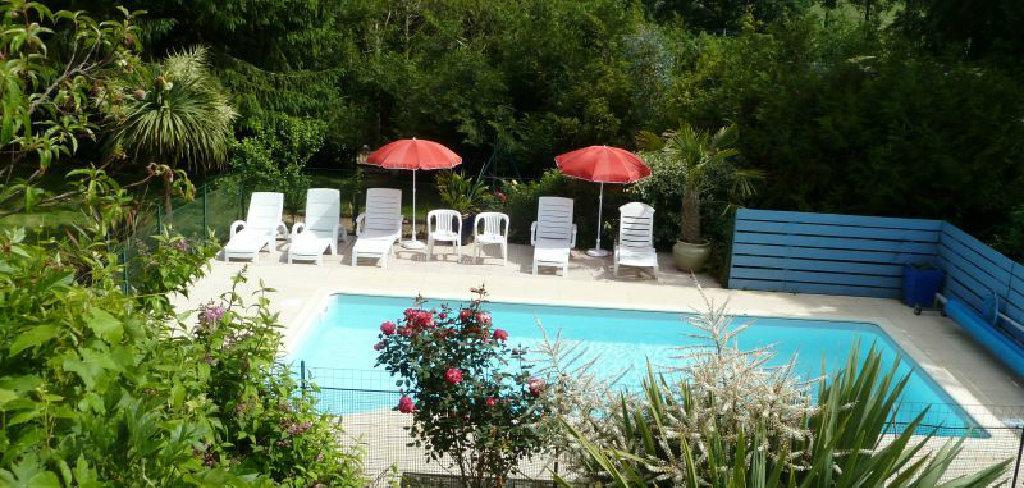 Bretagne maison de vacances avec piscine et salle de sport for Hotel en bretagne avec piscine