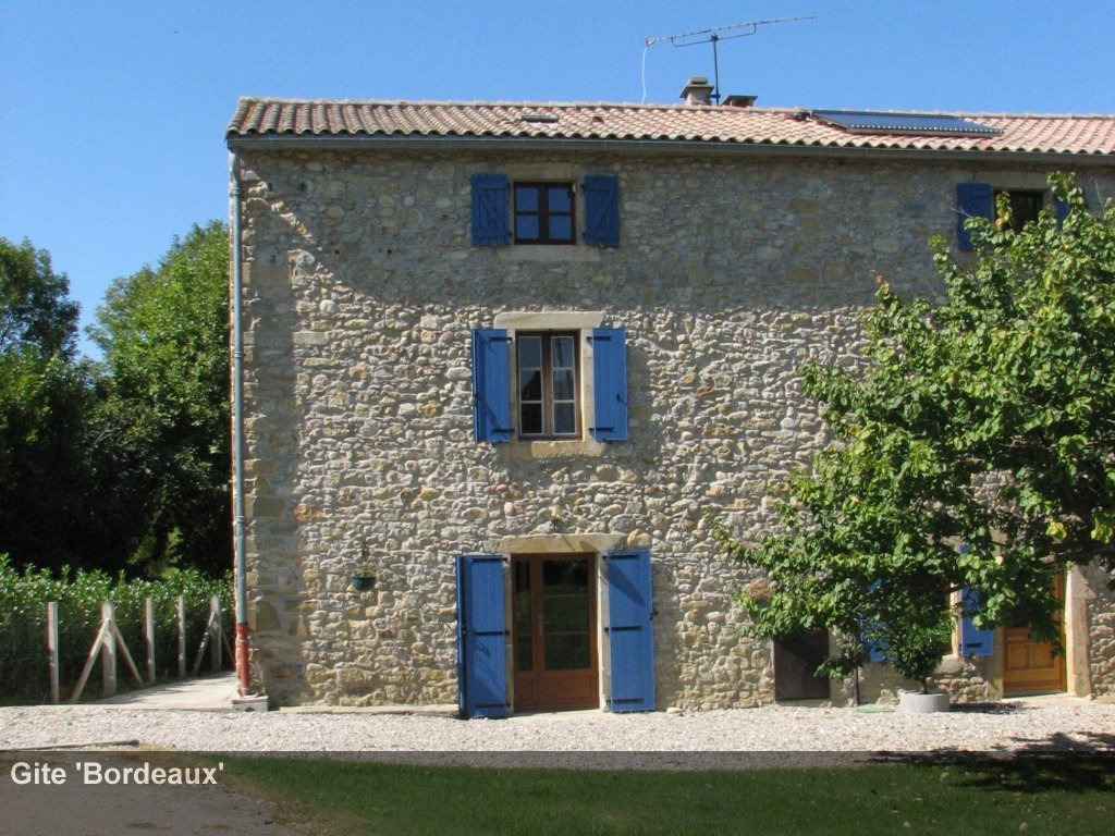 midi pyrenees gite rental gite bordeaux 4 en suite bedrooms near mirepoix in the french pyrenees. Black Bedroom Furniture Sets. Home Design Ideas