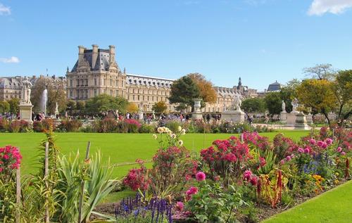 Timeless Elegance Jardin Des Tuileries