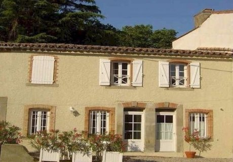 """Le Galamp"" Charming cottage with pool close to Carcassonne. Languedoc-roussillon"