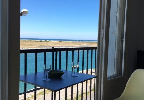 Apartment with seaview in Port la Nouvelle Languedoc-roussillon