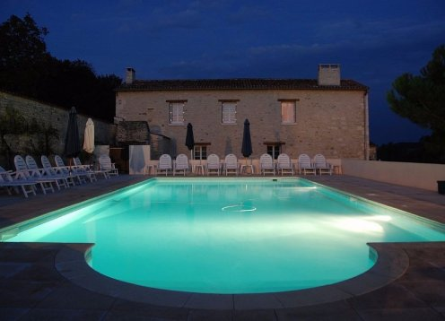 Degas - Large Character 4 Bedroom Cottage With Heated Pool
