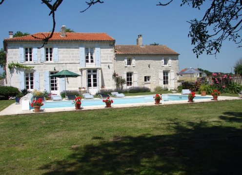 Rural Gite only 10 minutes from the beach