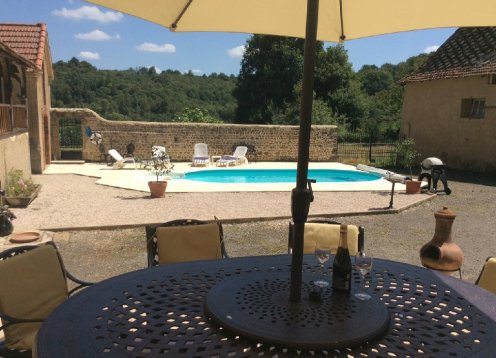 Maison Lajus - a rural retreat in South West France