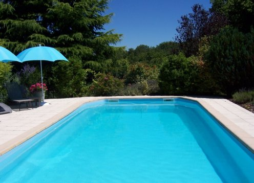 Character house own pool near Les Eyzies and Le Bugue  Dordogne