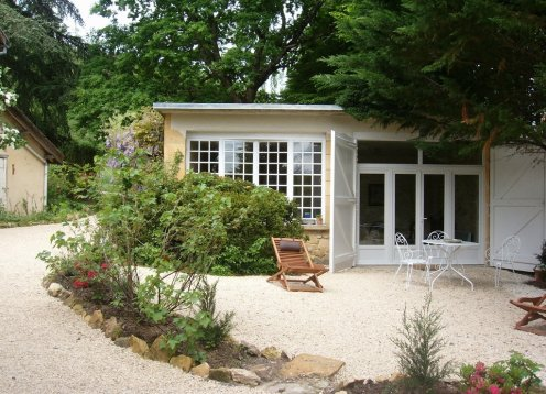 L'Atelier Luxury Gite with Garden in Grounds of Manoir Sarlat