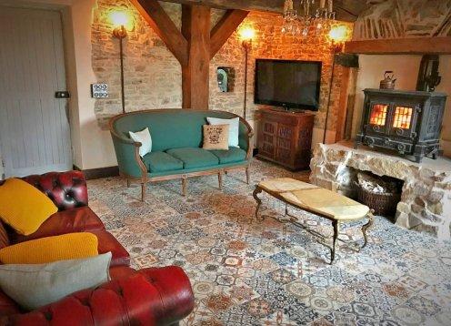 Beautiful Luxury Beach Farmhouse Gite - Glatigny Farmhouse