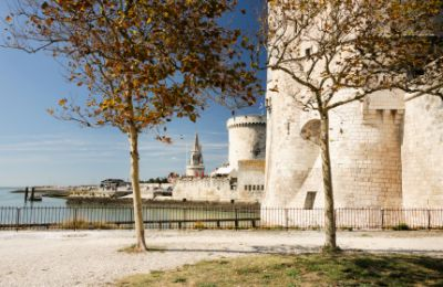 La Rochelle, Poitou-Charentes on the west coast of France.